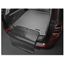 Weathertech CargoTech Cargo Mat - Gray, Made of Rubber, Molded Cargo Liner
