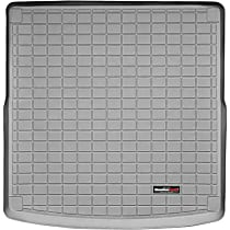 42466 Weathertech DigitalFit Cargo Mat - Gray, Thermoplastic, Molded Cargo Liner, Direct Fit, Sold individually