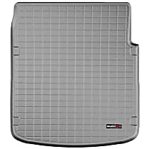 42494 Weathertech DigitalFit Cargo Mat - Gray, Thermoplastic, Molded Cargo Liner, Direct Fit, Sold individually