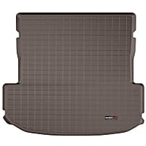 Weathertech Cargo Liner 431312 Cargo Mat - Cocoa, Made of Rubber, Molded Cargo Liner, Direct Fit, Sold individually
