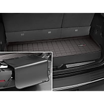 Weathertech Cargo Liner 431330SK Cargo Mat - Cocoa, Made of Rubber, Molded Cargo Liner, Direct Fit, Sold individually