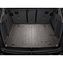 Weathertech DigitalFit Cargo Mat - Brown, Thermoplastic, Molded Cargo Liner, Direct Fit, Sold individually