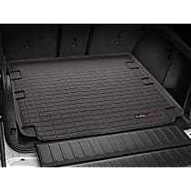 43737 Weathertech DigitalFit Cargo Mat - Brown, Thermoplastic, Molded Cargo Liner, Direct Fit, Sold individually