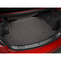 43891 Weathertech DigitalFit Cargo Mat - Brown, Thermoplastic, Molded Cargo Liner, Direct Fit, Sold individually