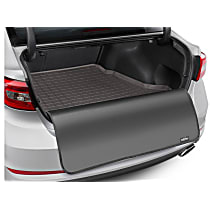 43891SK Cargo Liner Series Cargo Mat - Made of Rubber, Molded Cargo Liner, Sold individually