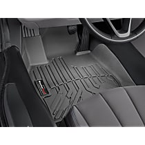 4410171 Black Floor Mats, Front Row