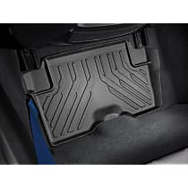 4410172 Black Floor Mats, Second Row