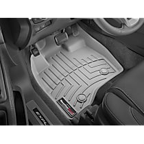 4415621 Black Floor Mats, Front Row