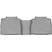4615332 Gray Floor Mats, Second Row