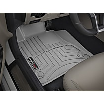 469371 Gray Floor Mats, Front Row