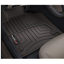 4715301 Dark Brown Floor Mats, Front Row