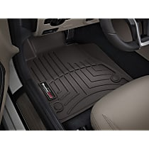 475711 Brown Floor Mats, Front Row