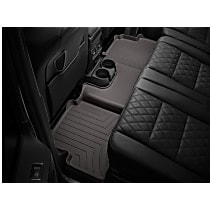 475713 Dark Brown Floor Mats, Second Row