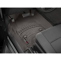 Brown Floor Mats, Front Row
