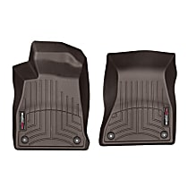 479371 Dark Brown Floor Mats, Front Row