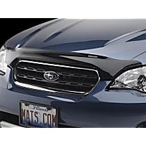 50140 Weathertech Easy-on Smoke Bug Shield, Automotive Grade Tape Attachment Style