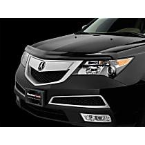 50181 Weathertech Easy-on Smoke Bug Shield, Automotive Grade Tape Attachment Style