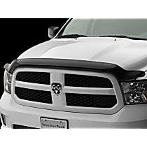 50200 Weathertech Easy-on Smoke Bug Shield, Automotive Grade Tape Attachment Style