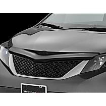 50203 Weathertech Easy-on Smoke Bug Shield, Automotive Grade Tape Attachment Style