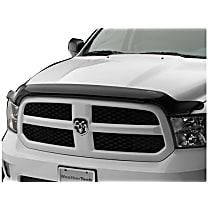 50273 Weathertech Easy-on Smoke Bug Shield, Automotive Grade Tape Attachment Style