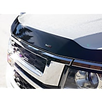 55177 Weathertech Hood Protector Dark Smoke Bug Shield, Automotive Grade Tape Attachment Style