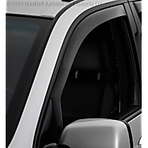 70241 Smoke Window Visor, Front, Driver and Passenger Side - Set of 2