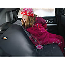 DE2011CO Second Row Seat Cover - Cocoa, Direct Fit
