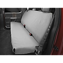Weathertech DE2011GY Seat Protector - Polycotton, Tan, Sold individually Second Row