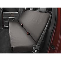 DE2020COBX Second Row Seat Cover - Cocoa, Direct Fit