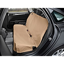 Weathertech DE2020TN Seat Protector - Polycotton, Gray, Sold individually