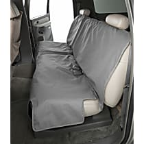 Weathertech DE2030GY Seat Protector - Polycotton, Tan, Sold individually