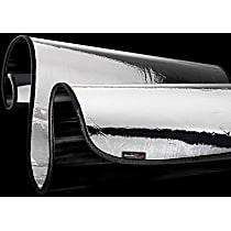 TS0005K3 Sun Shade - Reflective Silver, Reflective Film, Direct Fit, Kit