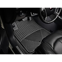 W351 Black Floor Mats, Front Row