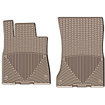 W351TN Tan Floor Mats, Front Row