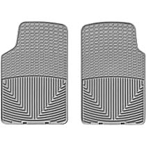 W3GR Gray Floor Mats, Front Row
