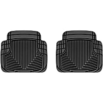 W50 Black Floor Mats, Second Row