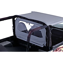 Crown WB10037 Wind Screen - Spice, Direct Fit, Sold individually