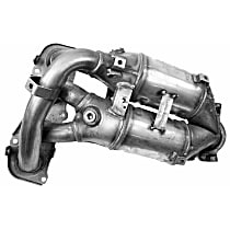 16385 Catalytic Converter - 46-State Legal (Cannot ship to CA, CO, NY or ME) - Front