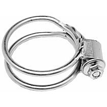 Walker 35510 Exhaust Clamp - Direct Fit, Sold individually