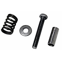 Walker 36454 Spring And Bolt Kit - Direct Fit