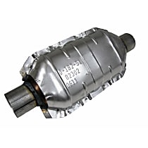 Catalytic Converter - 50-State Legal Rear