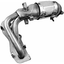 Catalytic Converter - 50-State Legal - Front