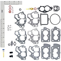 151000B Carburetor Repair Kit - Direct Fit, Kit