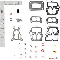 151026A Carburetor Repair Kit - Direct Fit, Kit