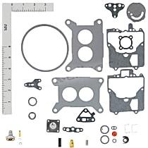 151029 Carburetor Repair Kit - Direct Fit, Kit
