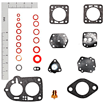 Walker Products 15245 Carburetor Repair Kit - Direct Fit, Kit