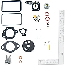 Walker Products 15398A Carburetor Repair Kit - Direct Fit, Kit