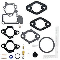 15491C Carburetor Repair Kit - Direct Fit, Kit