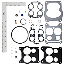 15742 Carburetor Repair Kit - Direct Fit, Kit