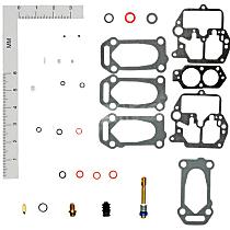 Walker Products 15867 Carburetor Repair Kit - Direct Fit, Kit